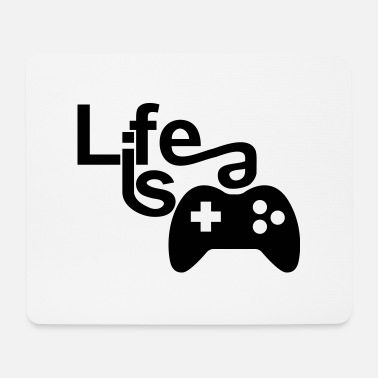 Life is a Game 2018 - Mousepad