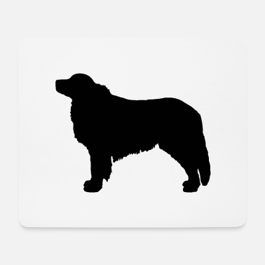 Pyrenean Mountain Dog Great Pyrenees - Mouse Pad