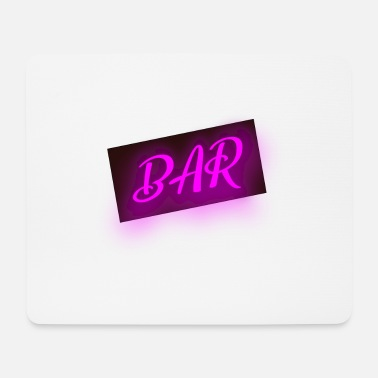 Bar bar bar - Tappetino per mouse (orizzontale)