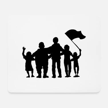 Fan fussballfans - fan - fans - Mouse Pad
