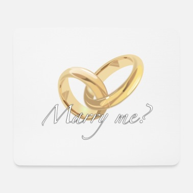 Marry Marry - Mouse Pad