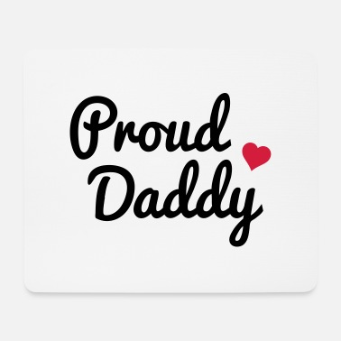 Daddy Proud Daddy ylpeä daddy - Hiirimatto