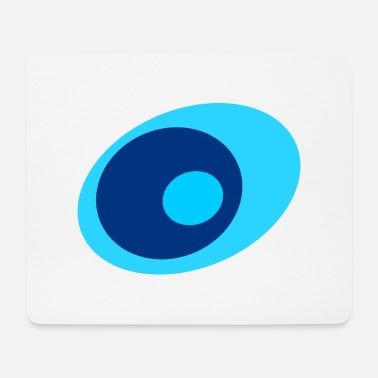 circles - Mouse Pad