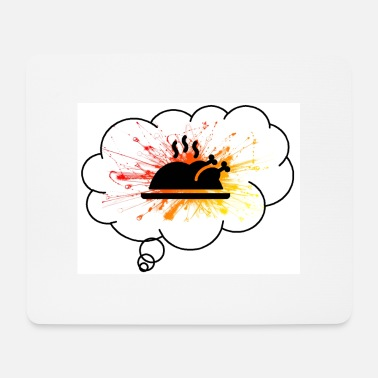 Turkey explosion - Mousepad