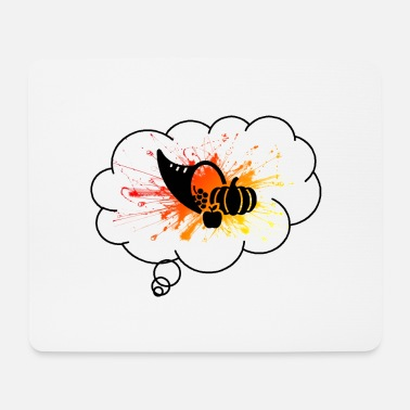 Thanksgiving explosion - Mousepad
