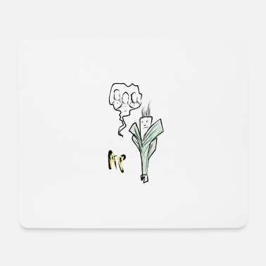 Vegetable vegetal - Mouse Pad