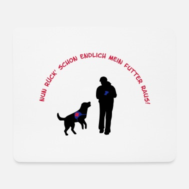 Rescue Dog Rescue Dog - Mouse Pad