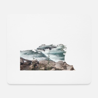 Water water - Mouse Pad