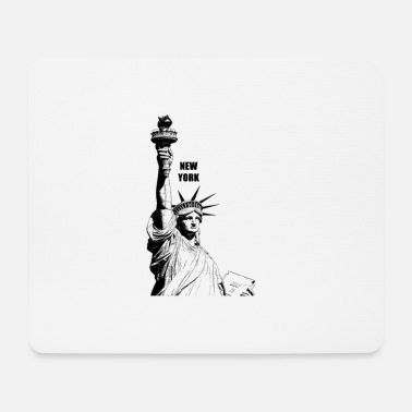 New York New York - Mousepad