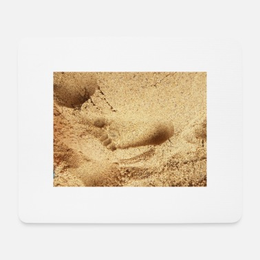 Sand sand - Mouse Pad