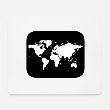world - Mouse Pad