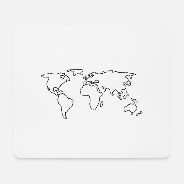 Travel Travel - Mousepad