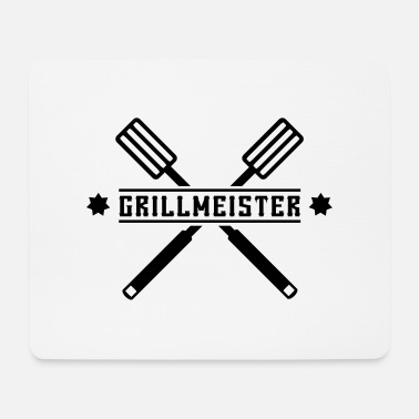Grill Grill Master - Grilling - Mouse Pad