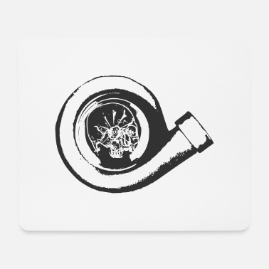 Turbohead - Mousepad