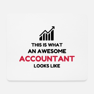 Boss Accountant Accounting Buchhalter Comptable Compta - Mouse Pad