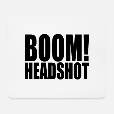 Head Shot BOOM headshot - Muismat