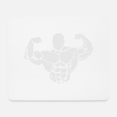 Body Building body building - Mouse Pad