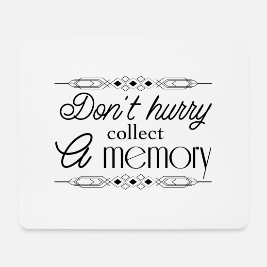 Renner Mouse Pads - memory best - Mouse Pad white