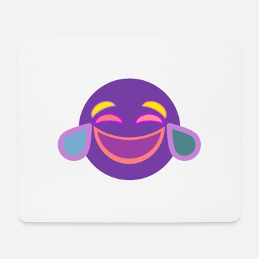 Laughter Laughter, Smile - Mouse Pad