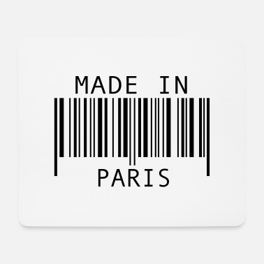 Made in Paris - Mouse Pad