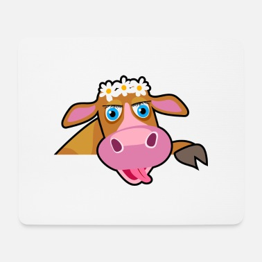 cow15 - Mouse Pad