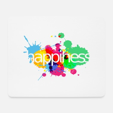 Happiness happiness - Tapis de souris