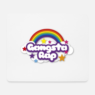 Gangsta Rap Gangsta Rap - Mouse Pad