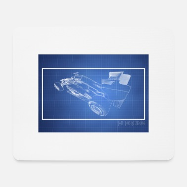 Blueprint F1 Blueprint design 1 - Mouse Pad