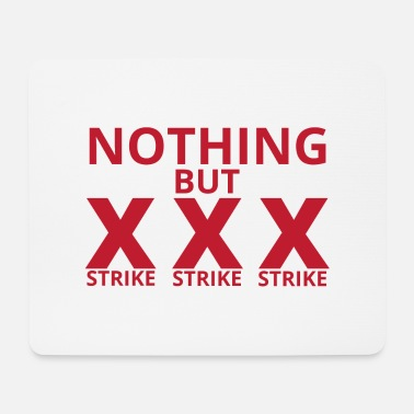 Strike Keilailu / Bowler: Nothing But Strike Strike, Stri - Hiirimatto (vaakamalli)