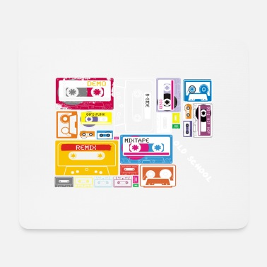 Tape MIX TAPE - Mousepad (bredformat)