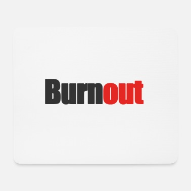 Burnout Burnout - Tappetino mouse
