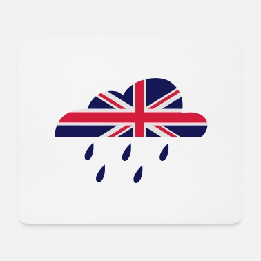 Uk uk cloud - Mousepad