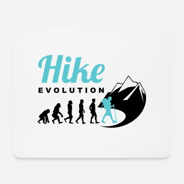 Hike Evolution - Mousepad