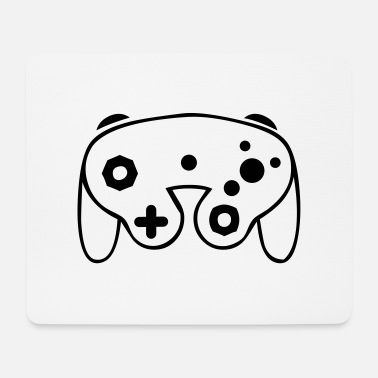 Gamepad gamepad - Mousepad