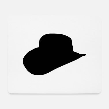 Hats Hat - Mouse Pad