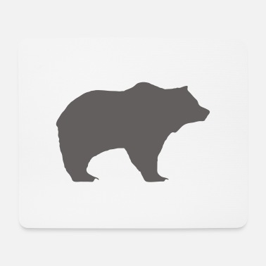 Grizzly Grizzly Bear - Tapis de souris