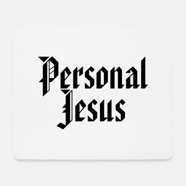 Person PERSONAL - Mouse Pad