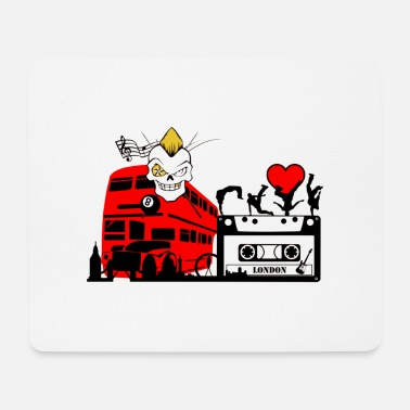 London london - Mousepad