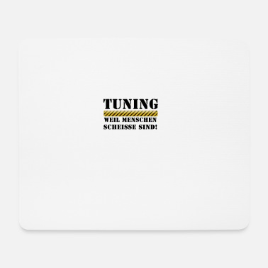tuning - Mouse Pad