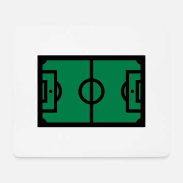 Field Soccer field, playing field, soccer - Mouse Pad
