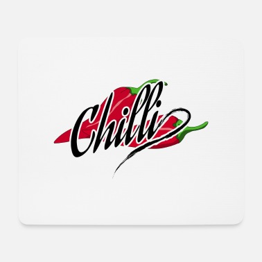 Chilli Chilli - Mousepad