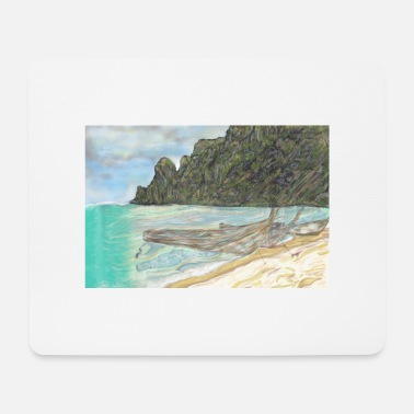beach - Mouse Pad