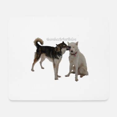Siblings Sibling love - Mouse Pad