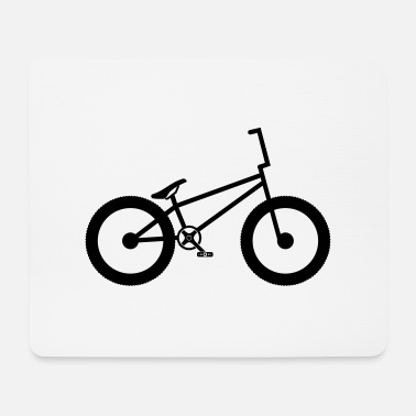 BMX Bicycle Sports Bike - Mouse Pad