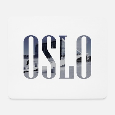 Opera Oslo, Norway, Opera House, Norwegian Opera - Mouse Pad