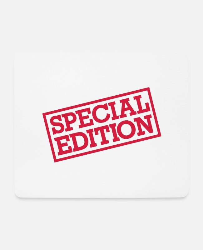 Husband Mouse Pads - Special Edition - Mouse Pad white