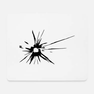 Hits Glass Hits - Mouse Pad