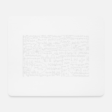 Mathematics Mathematical World: Mathematics is everywhere - Mouse Pad