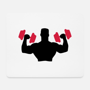 Training Muscle Man Training - Tapis de souris