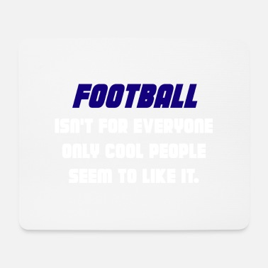 Quarterback American football rugby - Mouse Pad